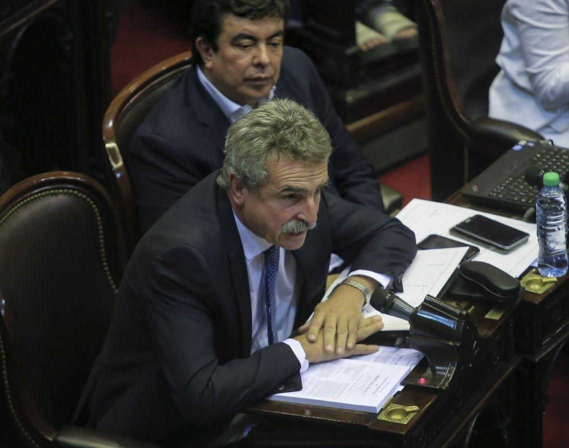 """Para Rossi, """"Macri es el único límite en la oposición"""""""