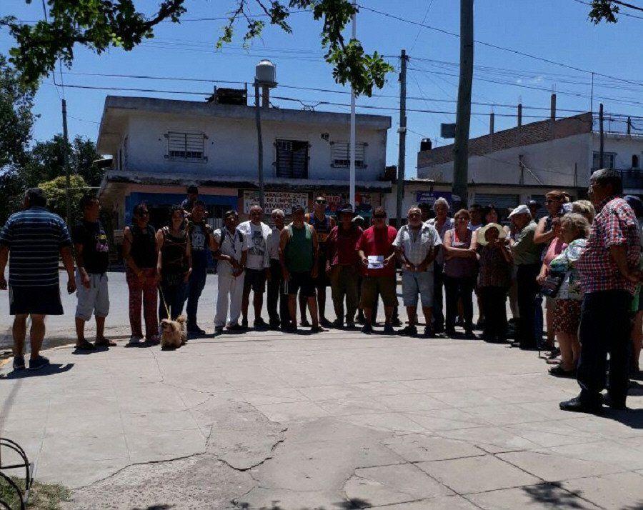 Barrios de 9 de Abril  están signados por cortes de luz