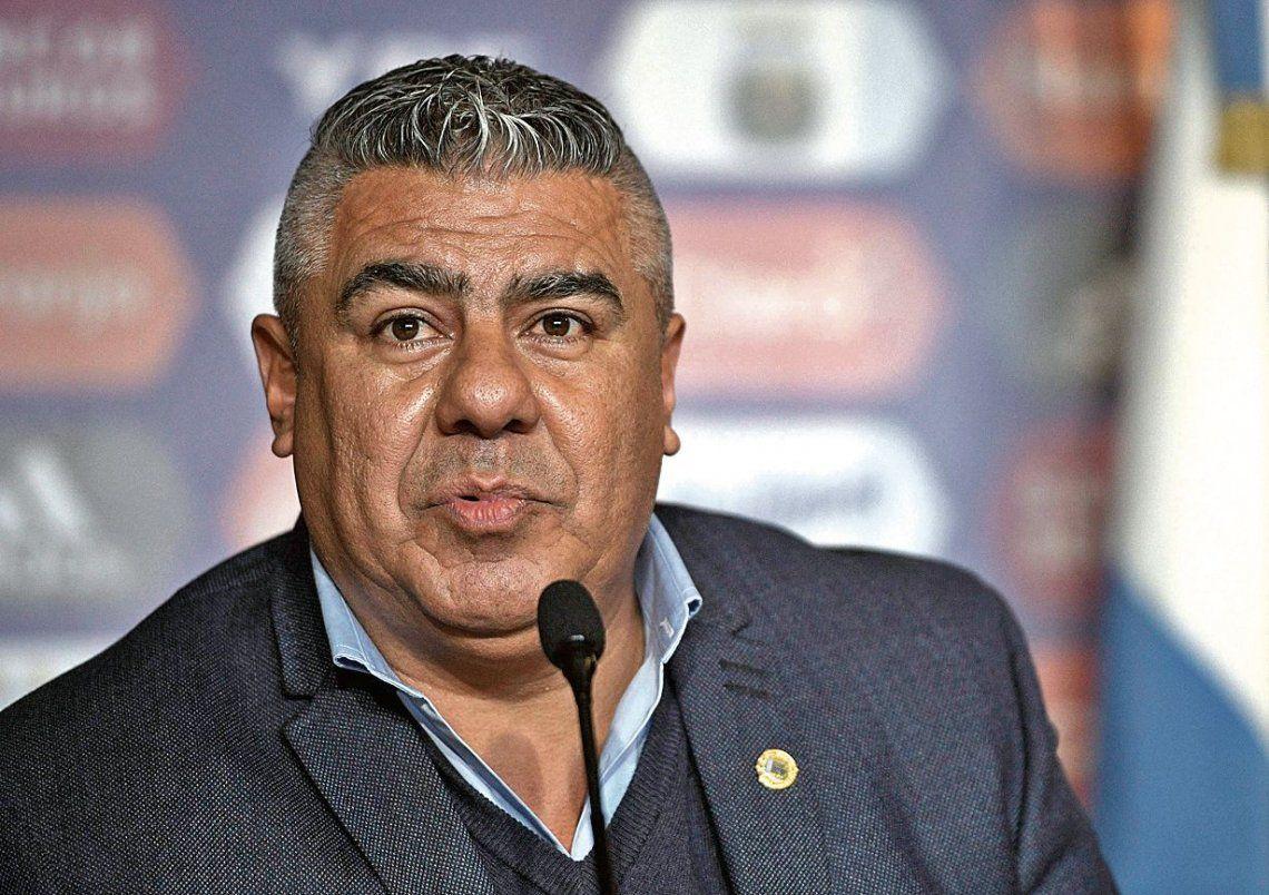 Chiqui Tapia será el vice segundo de la Conmebol