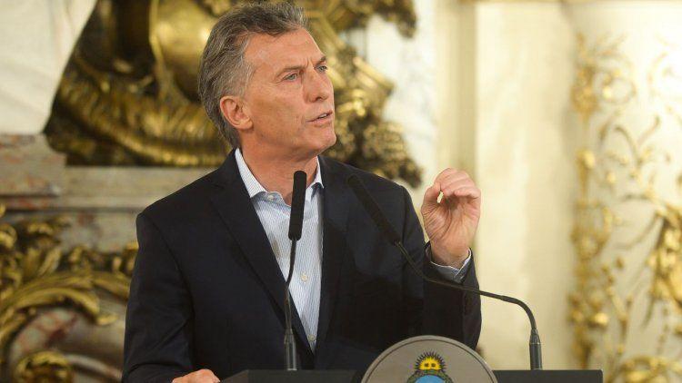 Macri encabeza tres reuniones de gestión
