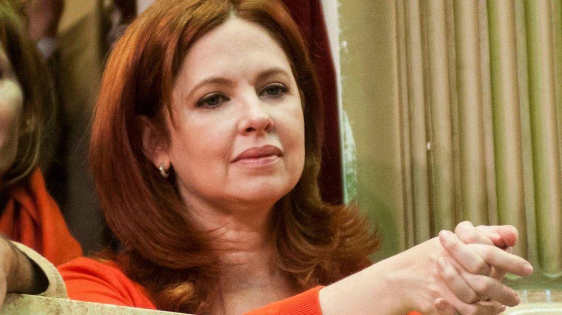 Andrea Del Boca: No cometí ningún delito, no me llevé nada