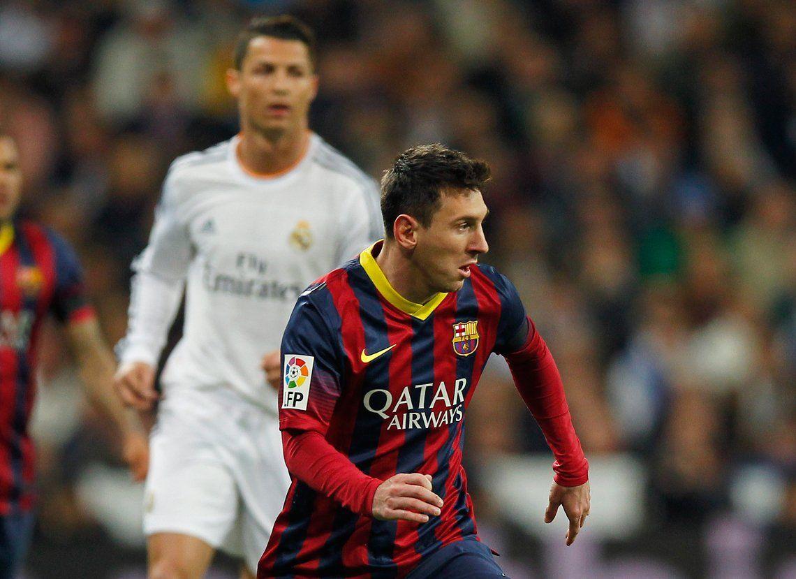 Denuncian al Real Madrid porque sus hinchas llamaron subnormal a Messi