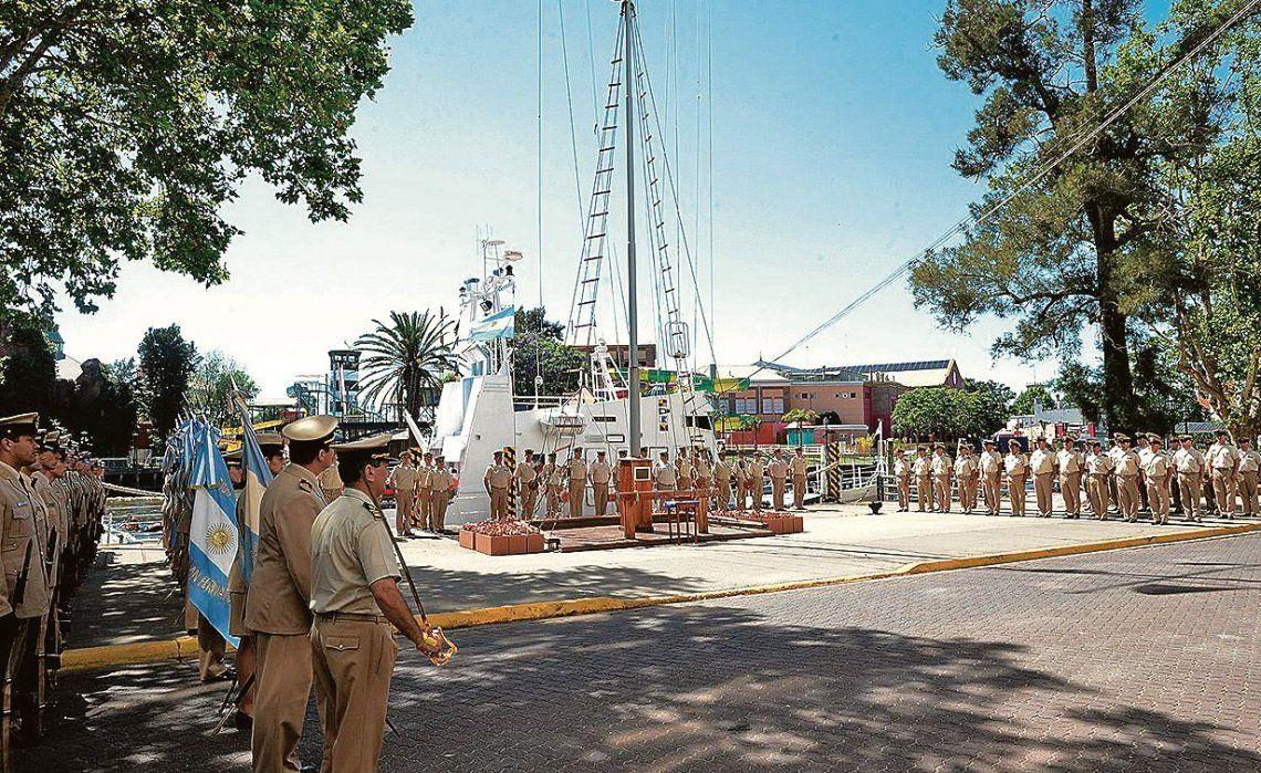 dLa Prefectura Zona Delta tiene un fuerte trabajo por el alto tráfico naval de la zona.