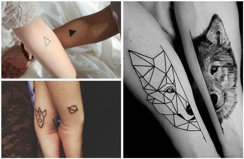 10 Ideas Originales Para Tatuarse En Pareja Tatuajes - Ideas-para-tatuajes-originales