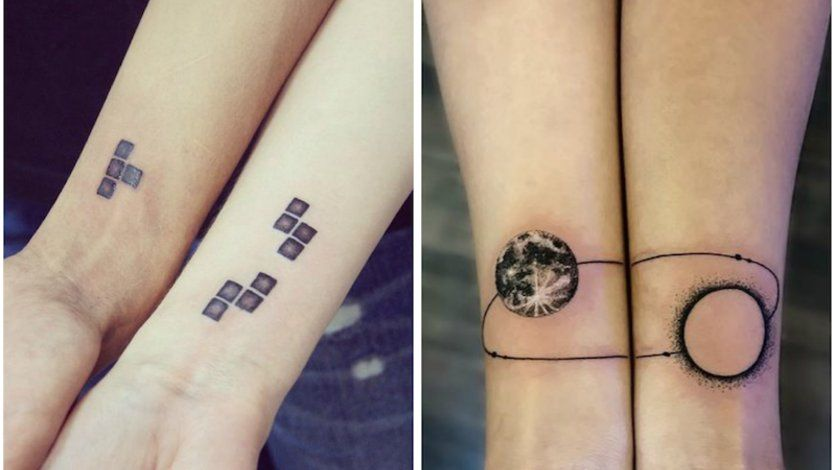 Tatuajes Parejas Originales 10 ideas originales para tatuarse en pareja | tatuajes