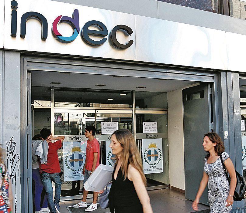dEl INDEC dio a conocer los índices de la industria