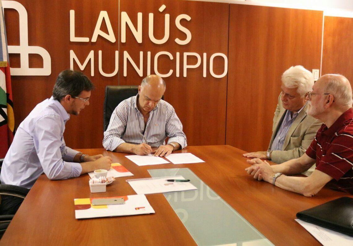 Vecinos de Lanús obtendrán hasta 40% de descuento en medicamentos