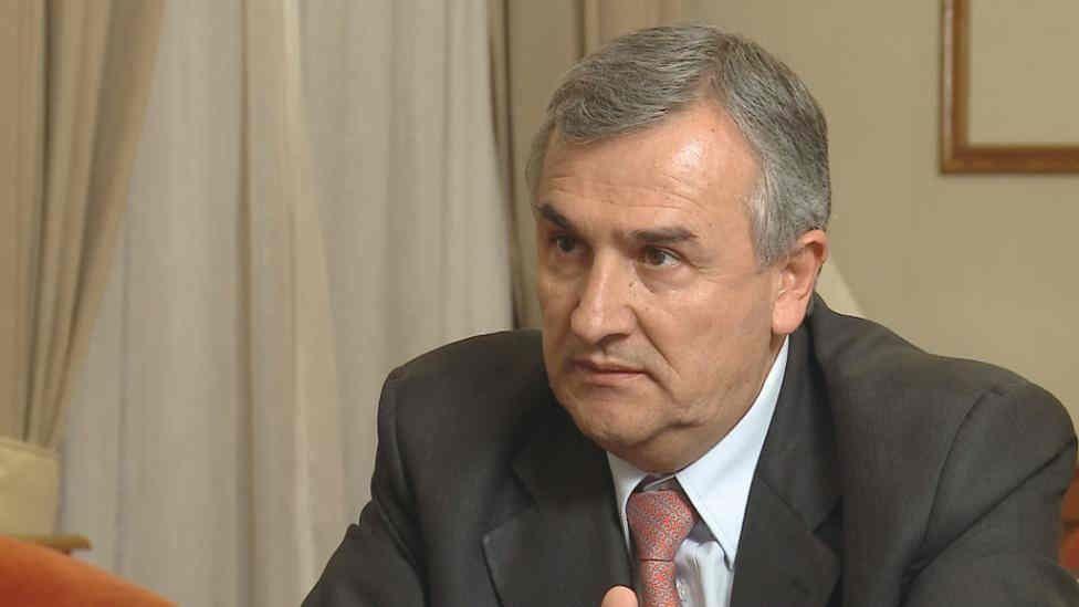 Gerardo Morales publicó los gastos del argentino internado en Bolivia