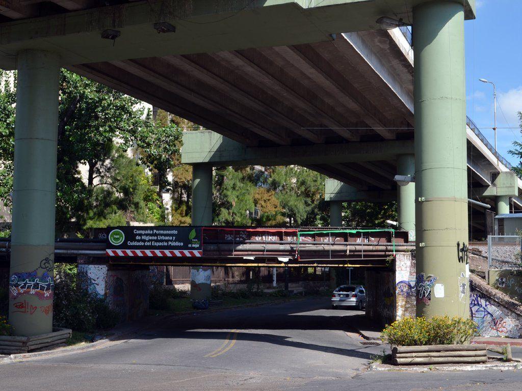 Por obras, el Puente Lebensohn permanecerá cerrado60 días