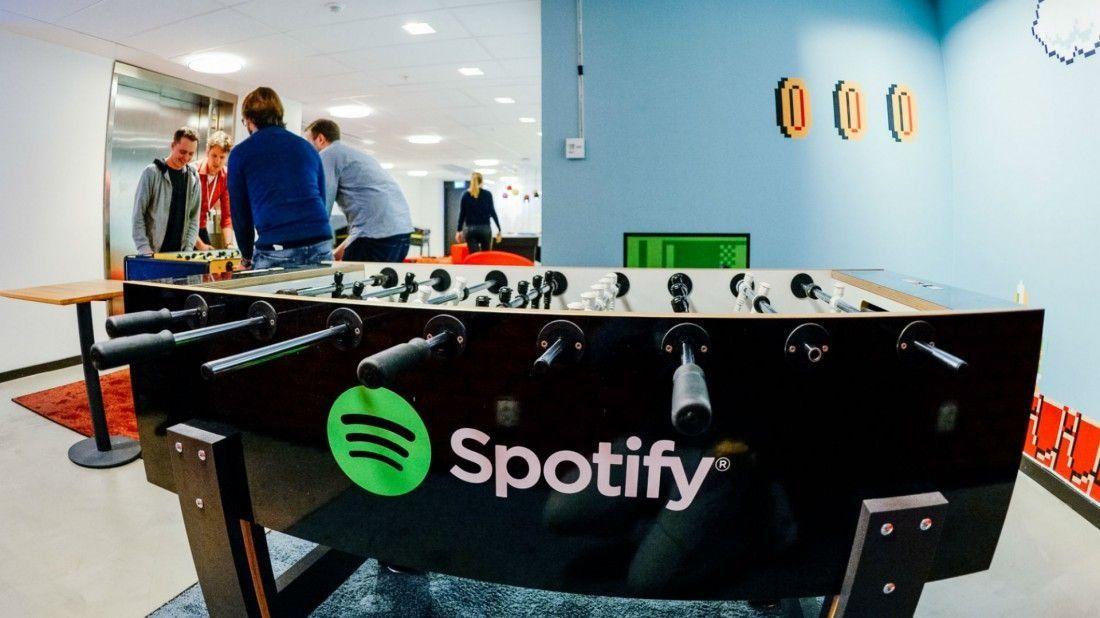 Una billonaria demanda pone en jaque a Spotify