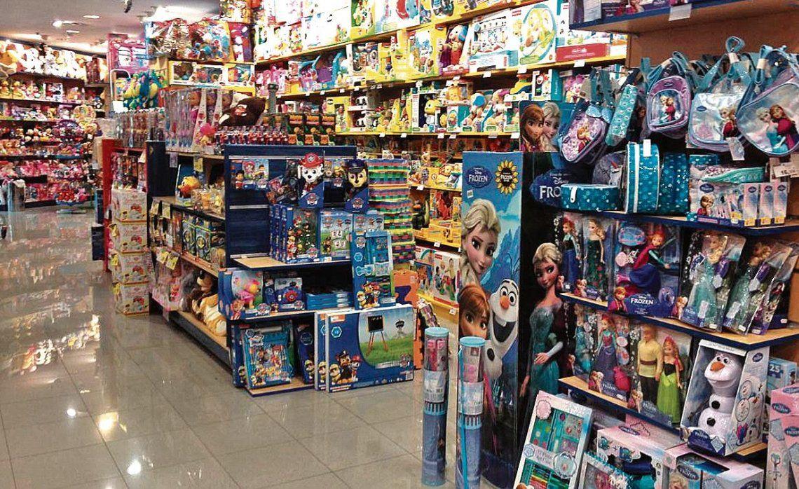 La venta de juguetes cayó 13,5% en Reyes y fueron por promociones y descuentos