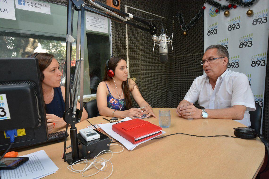 Obras en Martín Fierro generarán 5 mil puestos de trabajo