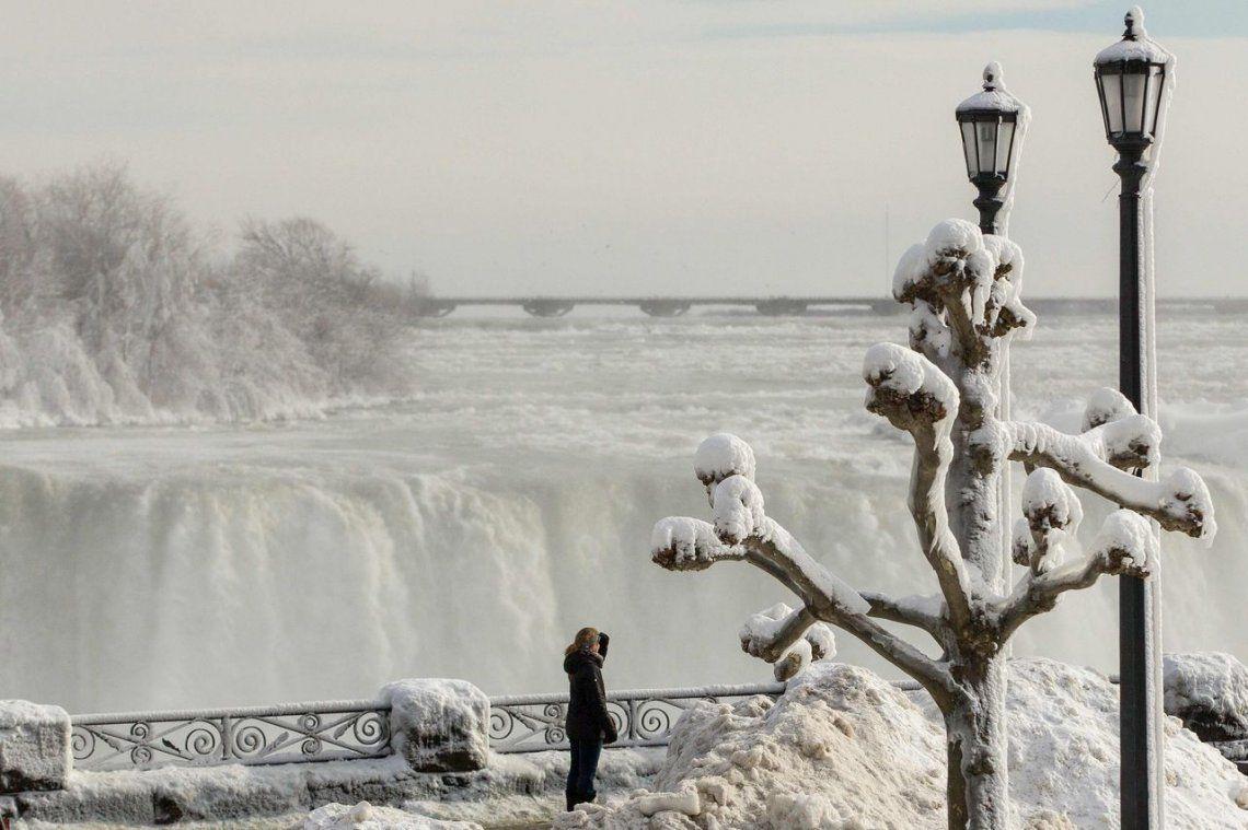 EEUU: por la ola de frío polar, hubo 17 muertos en las últimas 24 horas