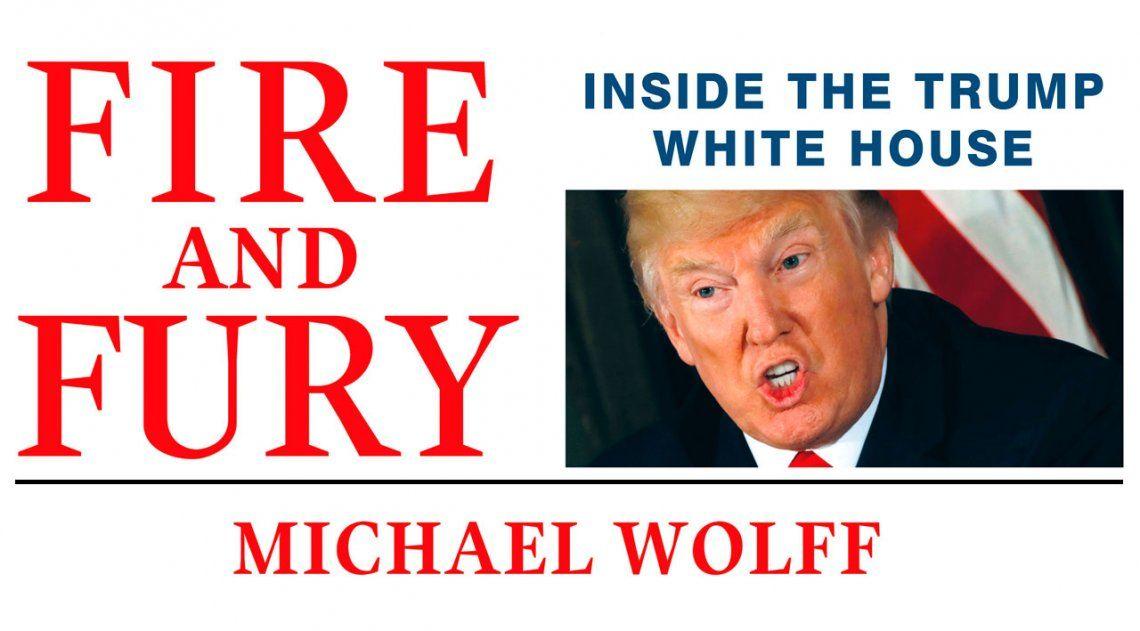 Qué cuenta el explosivo libro que Donald Trump quiso censurar
