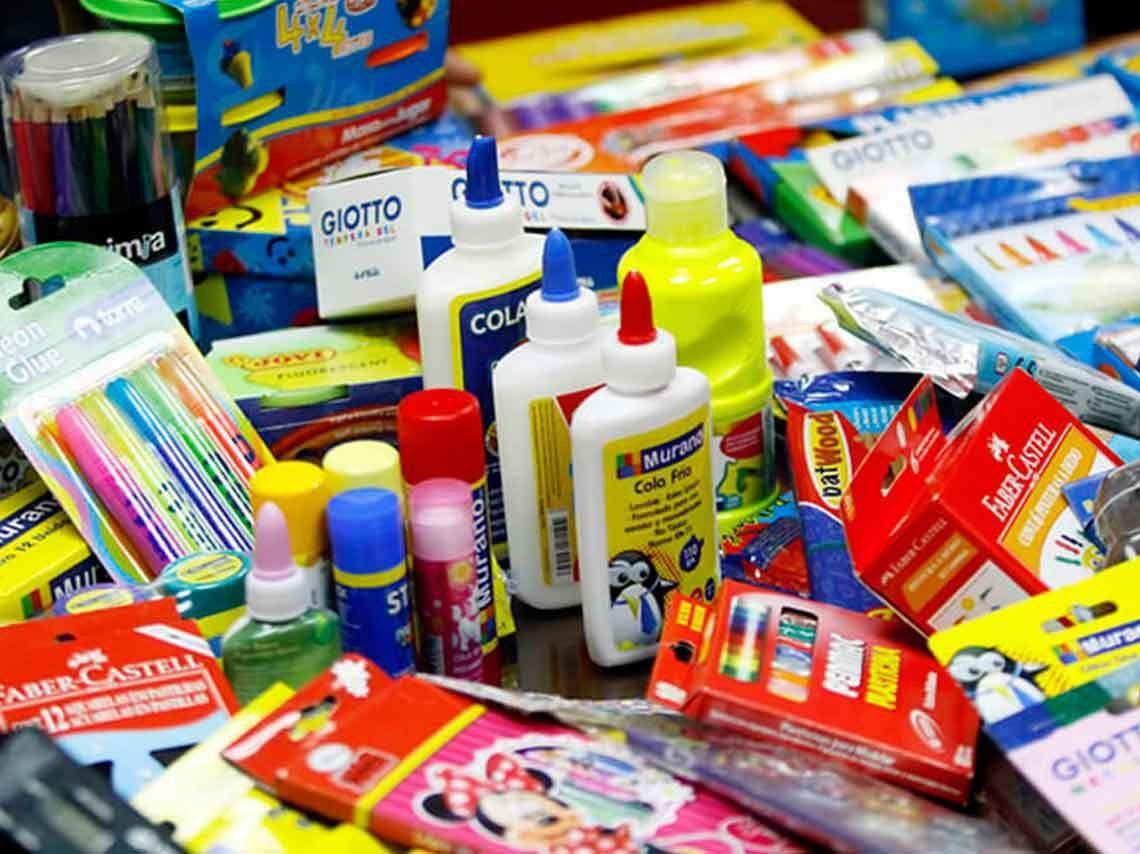 Productos escolares en Precios Cuidados