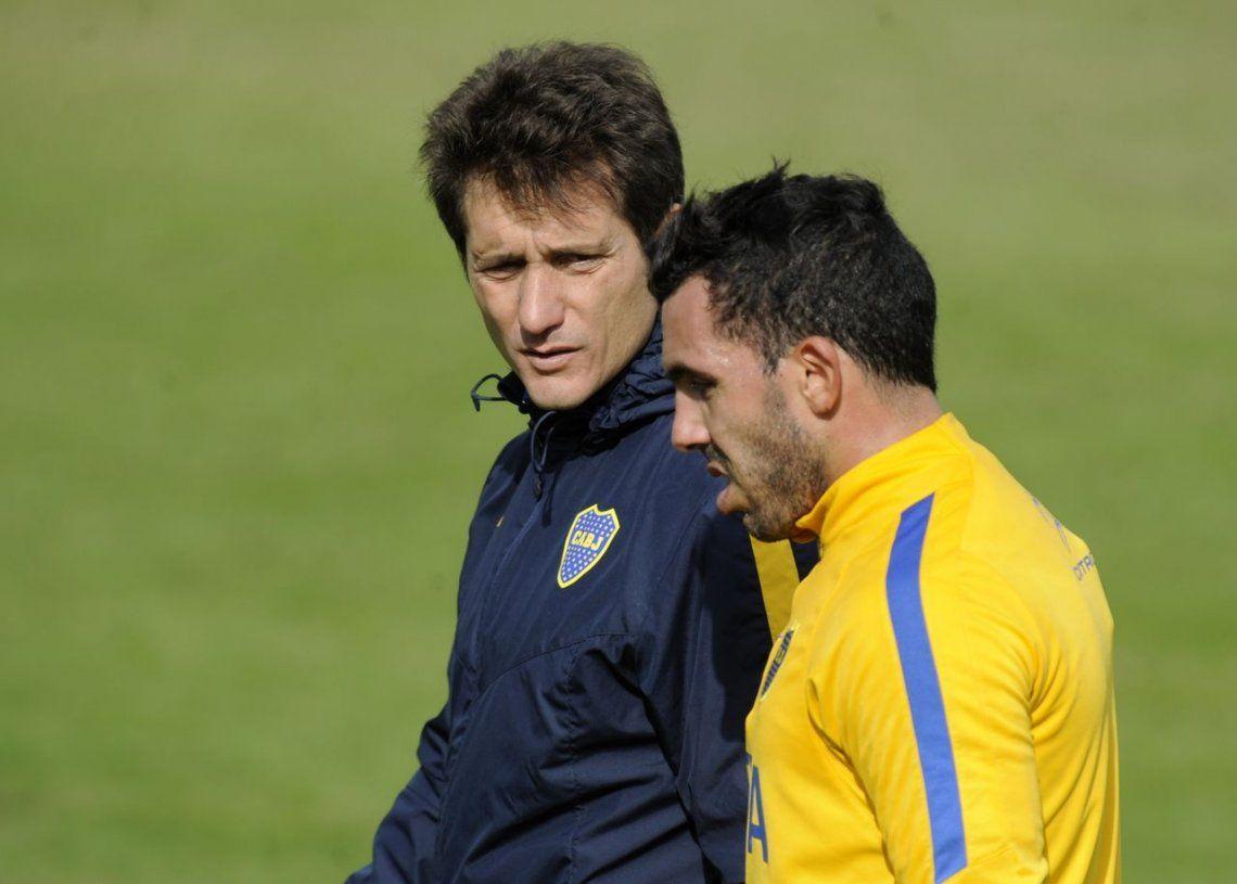 Guillermo negó una pelea con Tevez y avisó que Benedetto jugará con Libertad