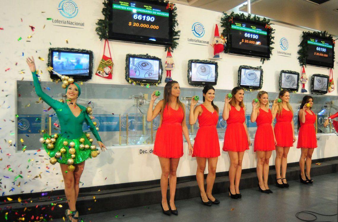 Se sortea el Gordito de Reyes de la Lotería Nacional