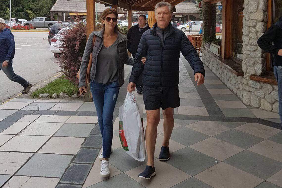 Macri posterga su regreso, visita Mendoza y después vuelve a La Angostura