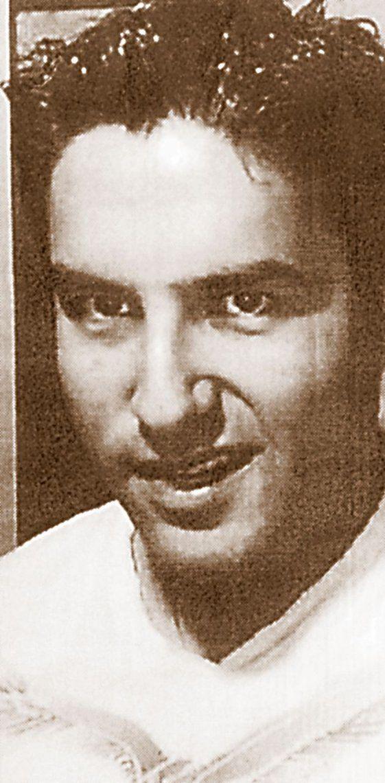 dLorenzo tenia 29 años cuando fue baleado por su compadre y amigo. En la imagen