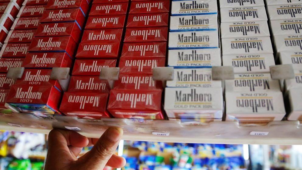 Otra vez aumentan los cigarrillos: un 5% a partir del lunes