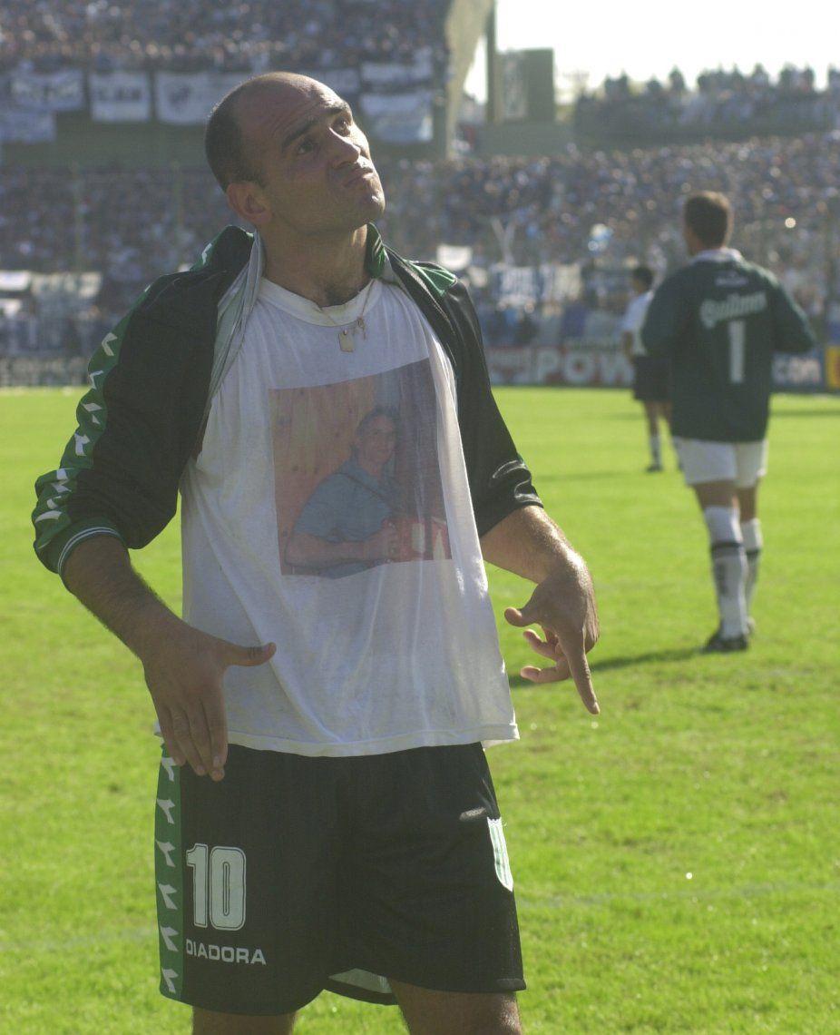 El fútbol y la pelota, no olvidan a Garrafa Sánchez