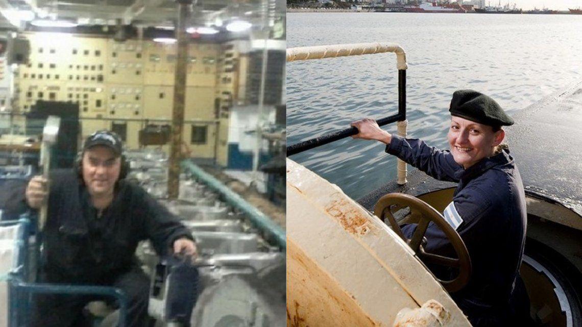 Falleció el hermano de la submarinista del ARA San Juan