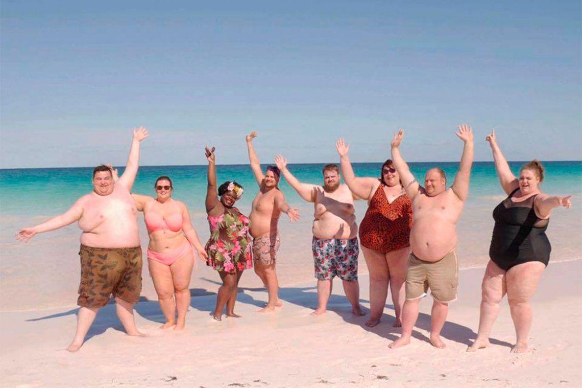 El primer complejo  vacacional para  turistas obesos