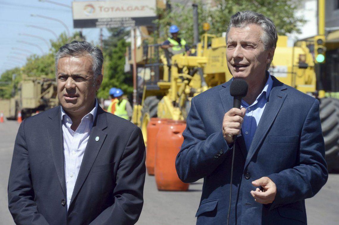 Mauricio Macri en Mendoza: No es de buenos padres dejarles deudas a sus hijos