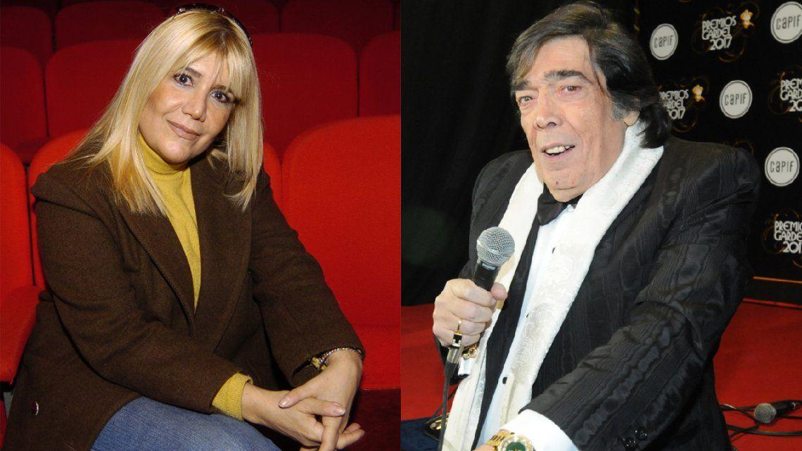 La denuncia de una cantante contra Cacho Castaña por acoso sexual