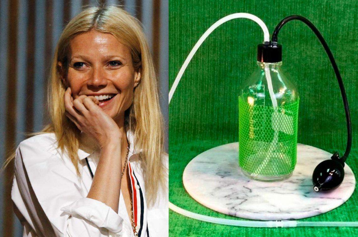Enemas de café, el último consejo de Gwyneth Paltrow