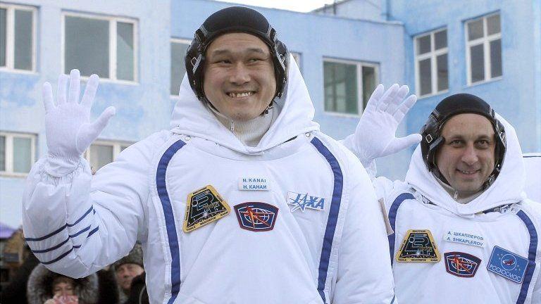 Lo del astronauta japonés fue una verdadera farsa