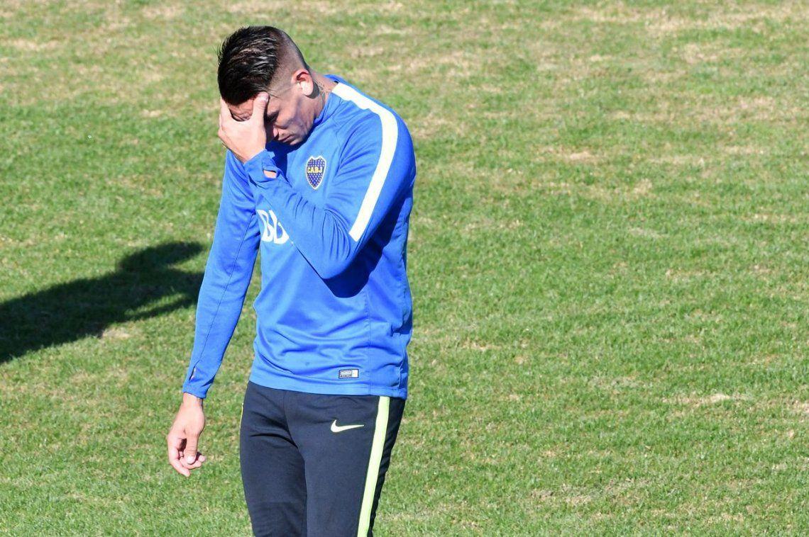 Confirmado: Ricardo Centurión no jugará en Boca