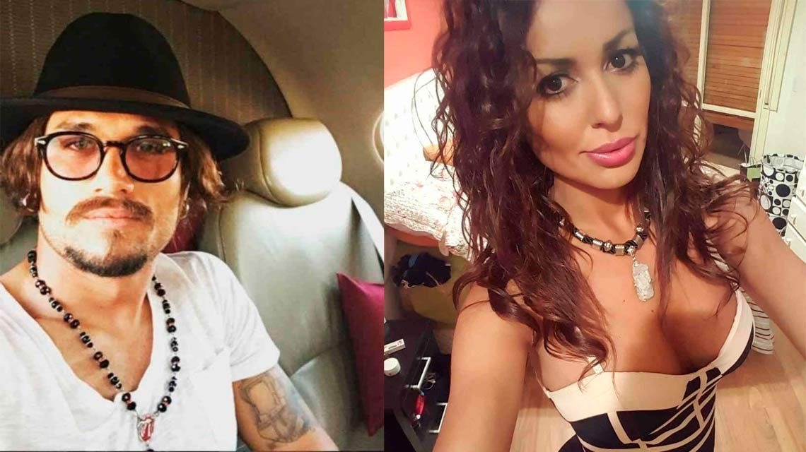 Pamela Sosa dijo que Daniel Osvaldo se quiso suicidar, y él respondió por Twitter