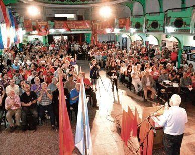 Centenario del Partido Comunista de Argentina