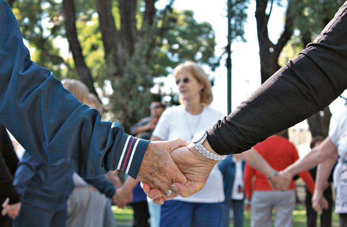 dLos talleres incluyen diferentes ejercicios físicos.