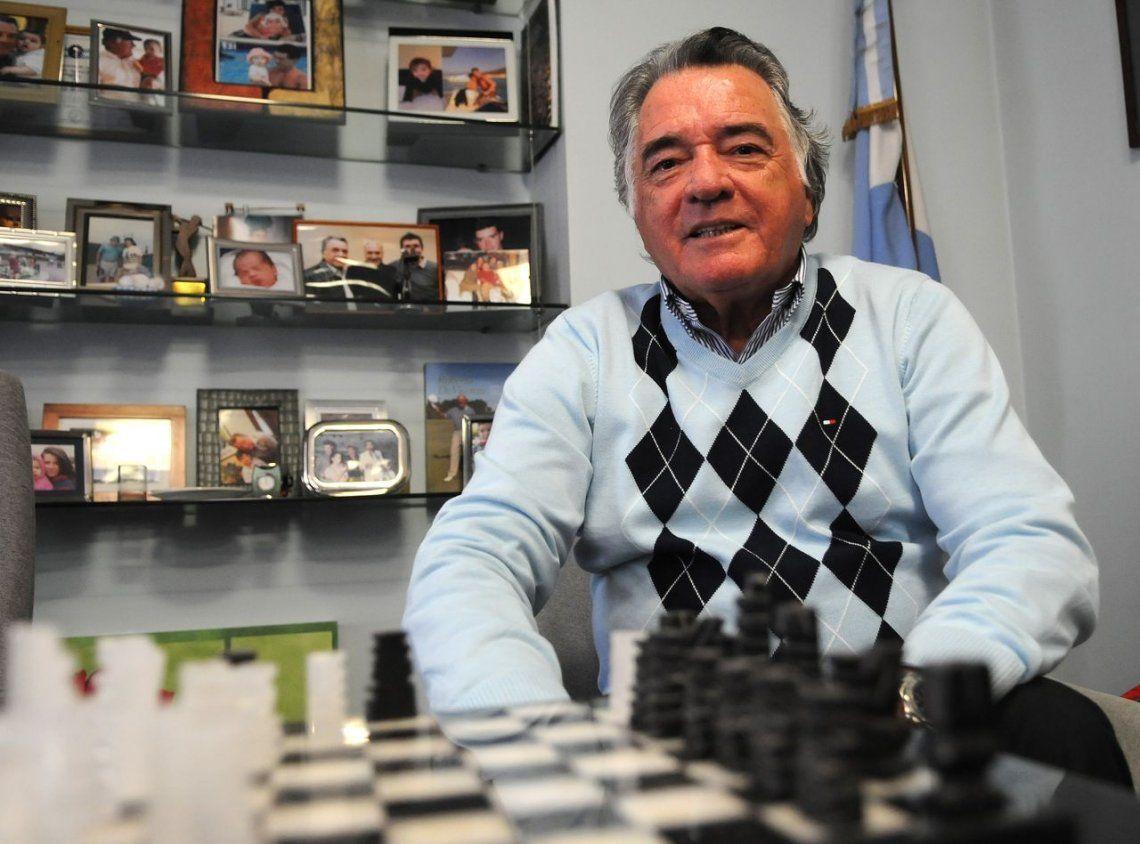 Barrionuevo: A los sindicatos los atacaron los militares, Alfonsín y De la Rúa, y no terminaron bien