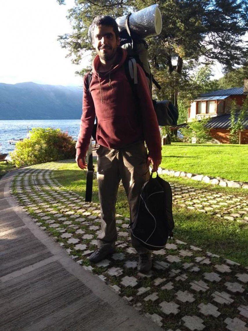 Bariloche: buscan a un mochilero que desapareció en el Cerro Tronador