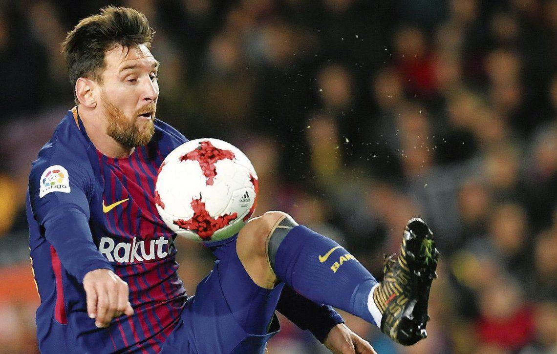 dLionel Messi pudo haber pasado al Real Madrid