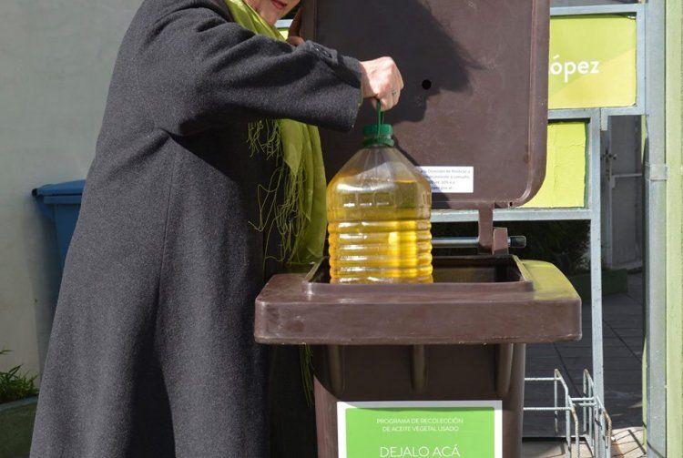 Impulsan el reciclado de aceite para crear biodiesel