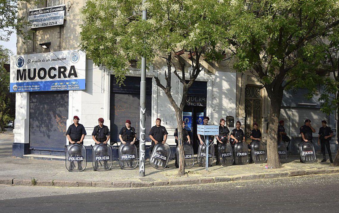 Detuvieron a Sebastián Canale, un gremialista de la UOCRA de Bahía Blanca que estaba prófugo