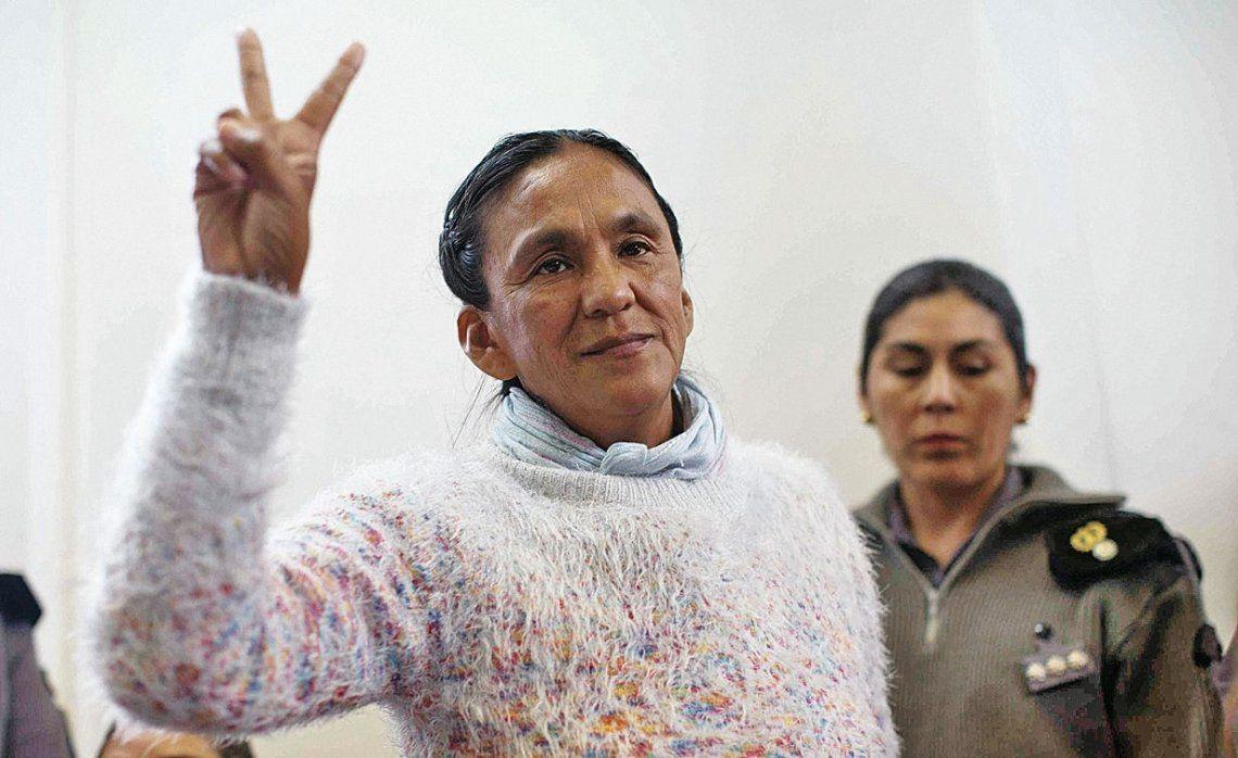 Milagro Sala inició una huelga de hambre y su defensa presentó un Habeas Corpus