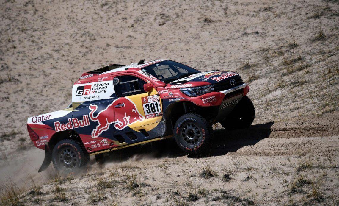 El Dakar 2019 está metido en un desierto de dudas