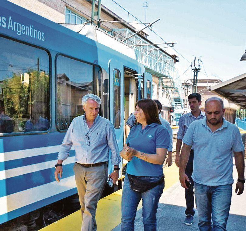 Analizaron mejoras a estaciones en Tigre