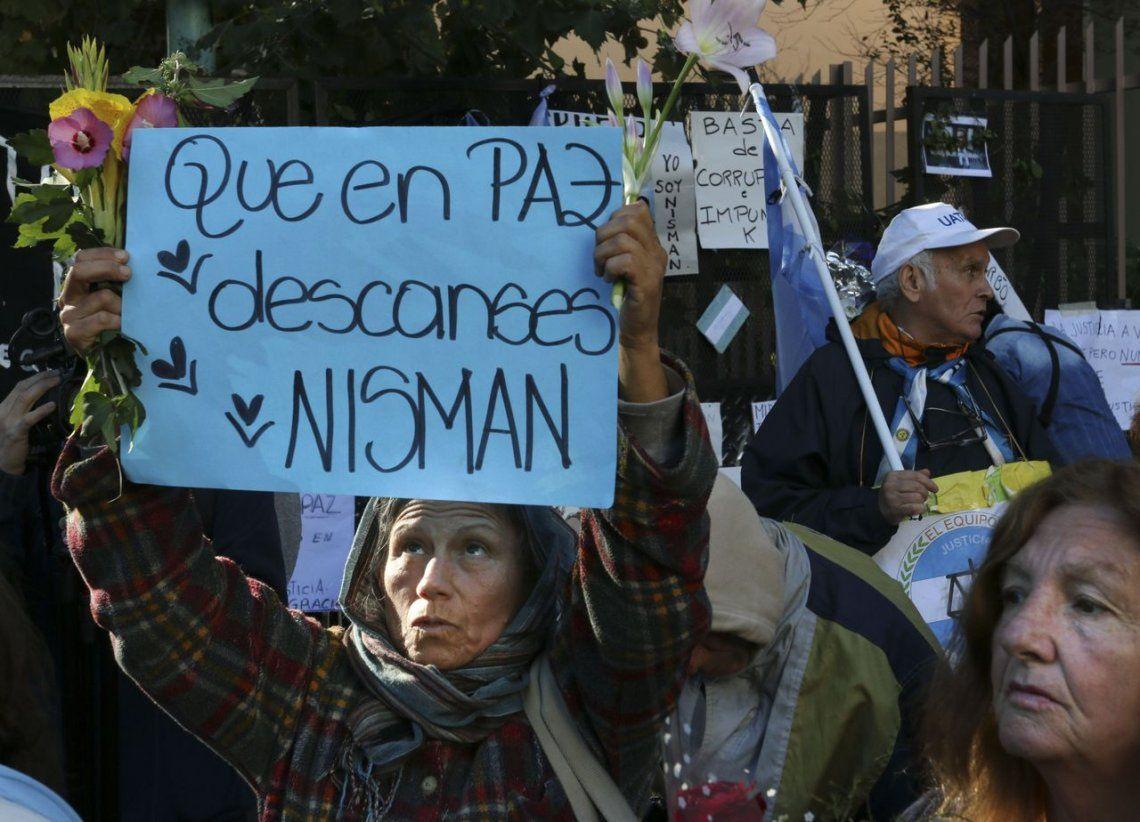 Alberto Nisman será recordado en dos actos a cinco años de su muerte
