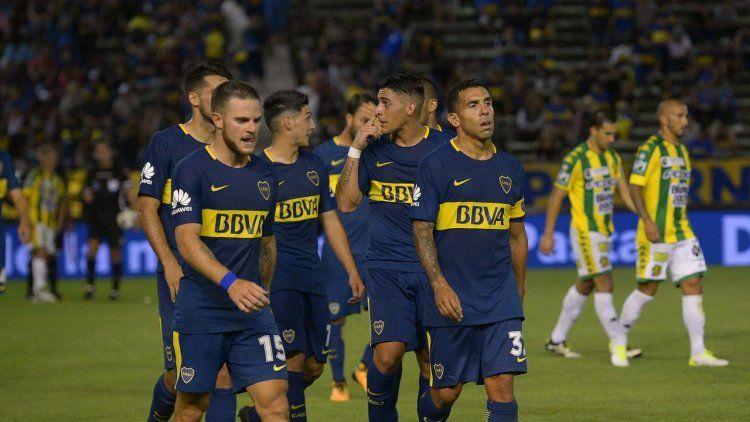En el regreso de Tevez, Boca perdió con Aldosivi en los penales