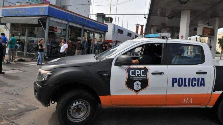 Un policía de civil mató a un motochorro en Morón
