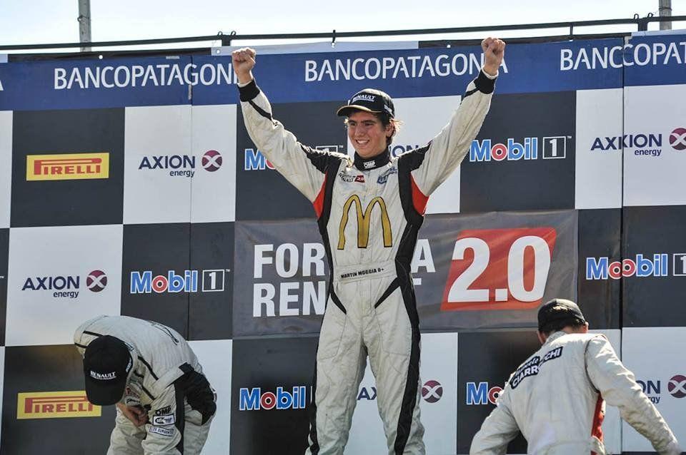 Martín Moggia: El Top Race fue  una experiencia muy buena