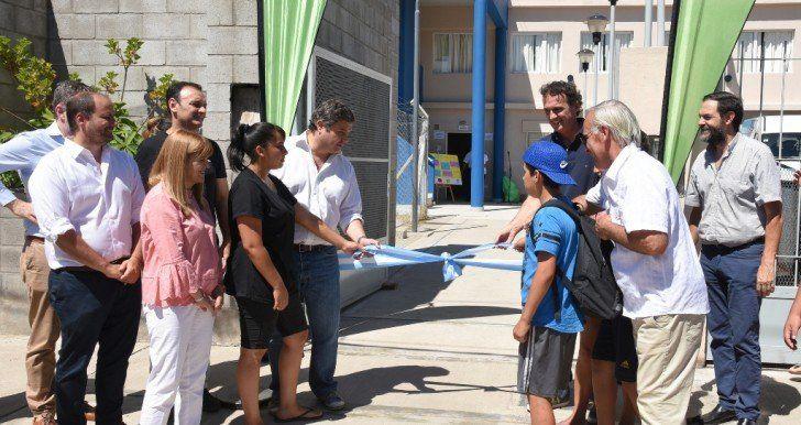 Se inauguró la Casa de Encuentro Comunitario de Villa Hidalgo