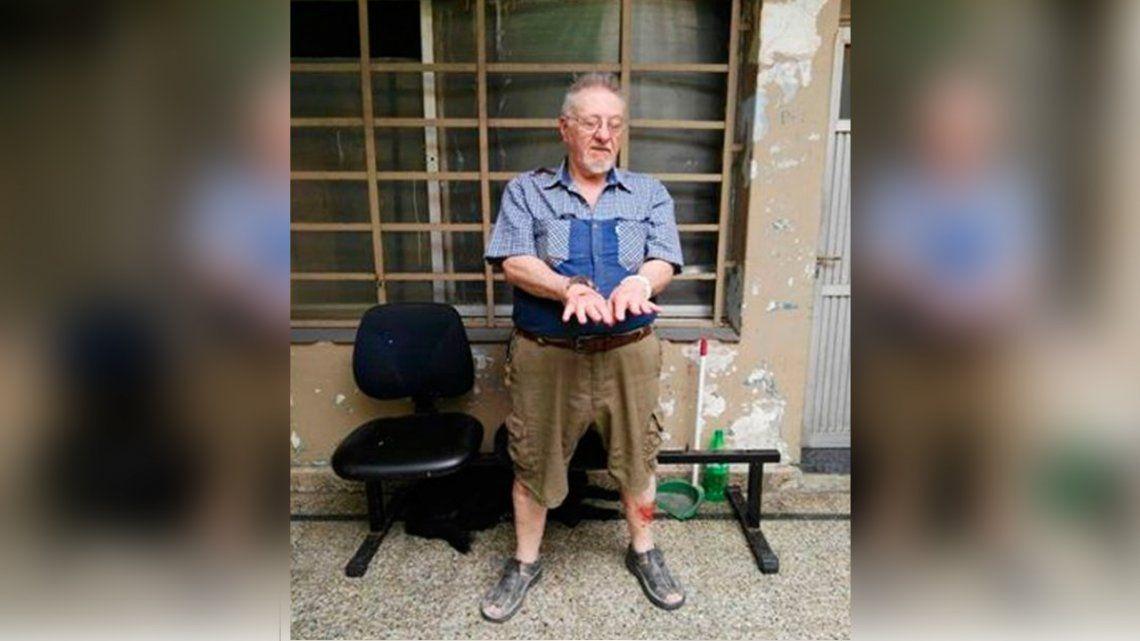 Hallan un arsenal en la casa del hombre que baleó a su vecino en Quilmes