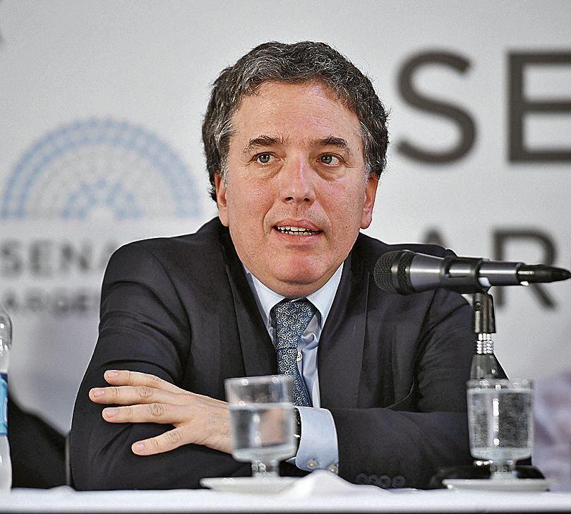 dEl ministro Dujovne viajó a Davos donde participará en diversos encuentros.